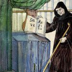 Paastonajan mariaaninen antifoni Ave Regina caelorum