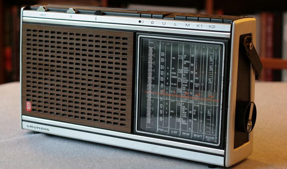 Hartauksia ja messuja Radiossa ja TV:ssä