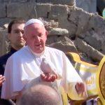 Paavi Franciscus Irakissa