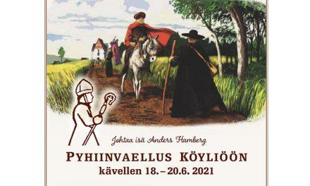 Pyhiinvaellus Köyliöön