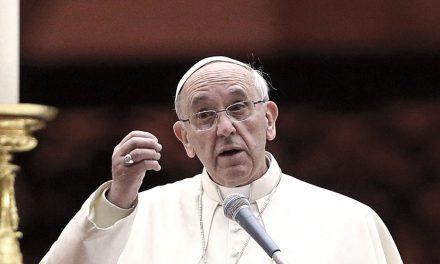 Paavi Franciscuksen viesti Maailman lähetyspäivää varten 2021