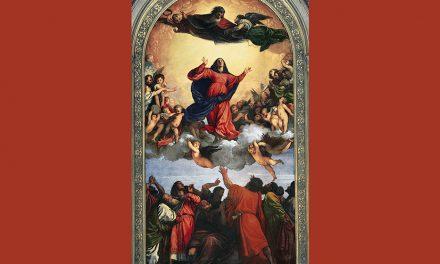 Predikan på högtiden Jungfru Marias upptagning till himlen
