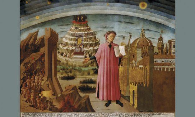 Meidän Danteamme muistaen: Jumalainen näytelmä hengellisenä harjoituksena