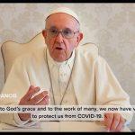 Paavi kannustaa ottamaan rokotuksen