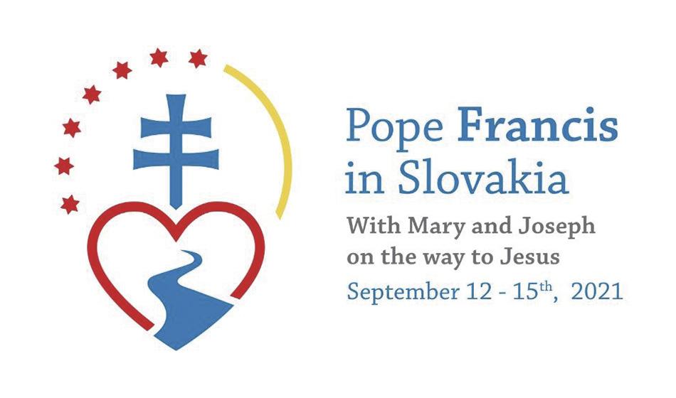 Paavi Unkariin ja Slovakiaan