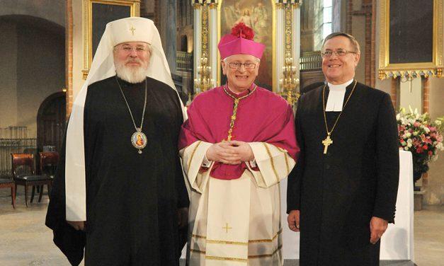 Katolinen kirkko Suomessa ja ekumenia